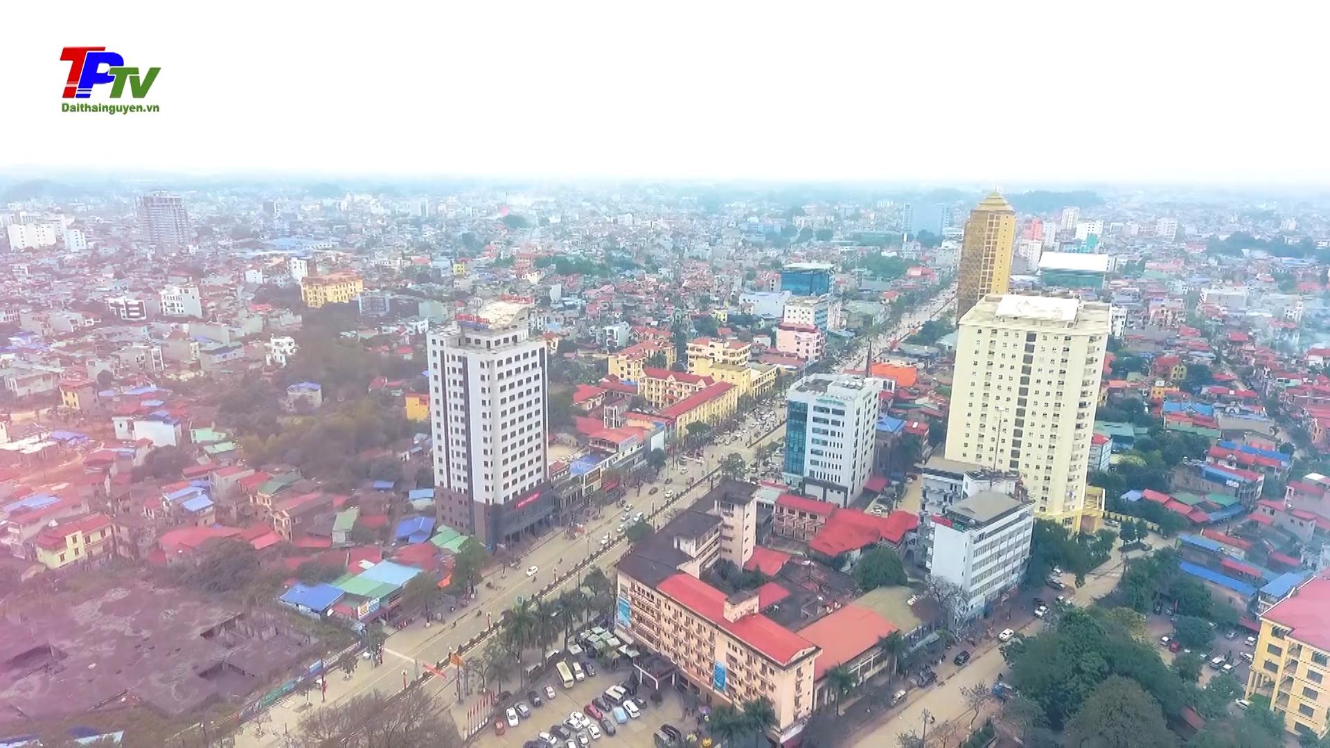 Thành phố Thái Nguyên - Điểm sáng về thu hút đầu tư