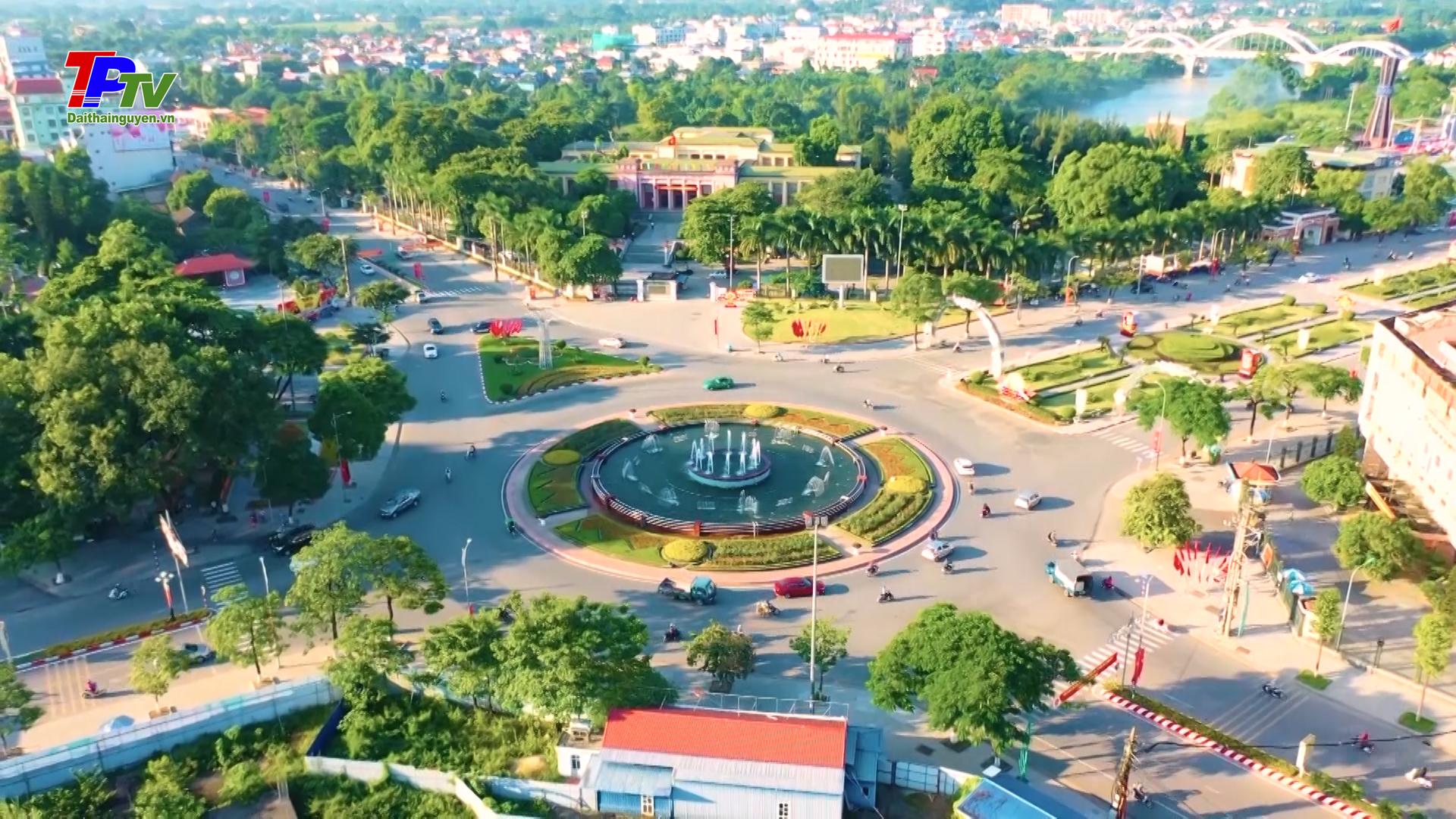 Thành phố Thái Nguyên - Tự hào từ Mùa Thu ấy.