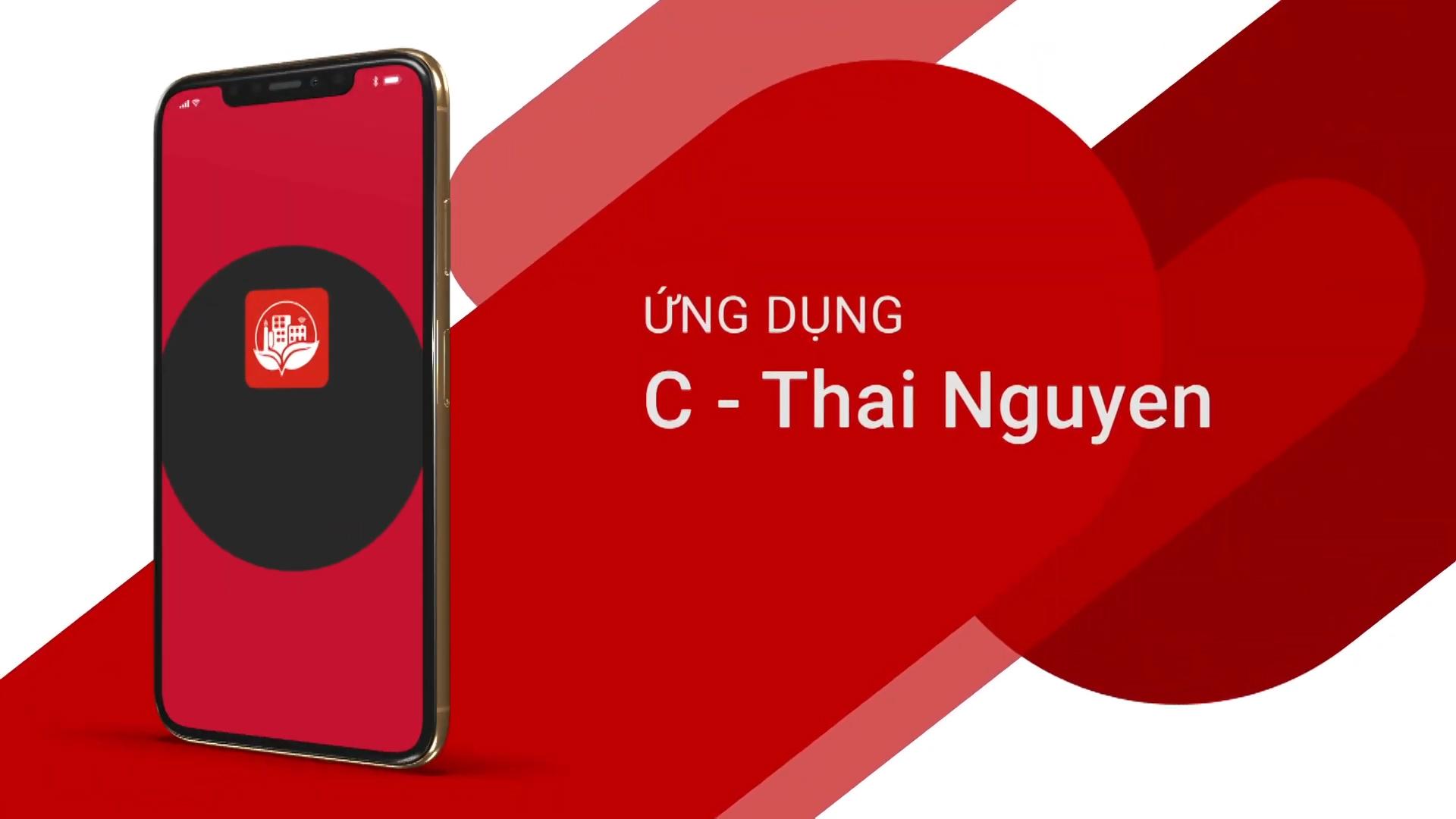 Hướng dẫn cài đặt ứng dụng C-Thai Nguyen