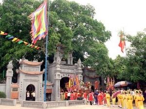 Đền Hồ Sen- phường Thịnh Đán, TP. Thái Nguyên