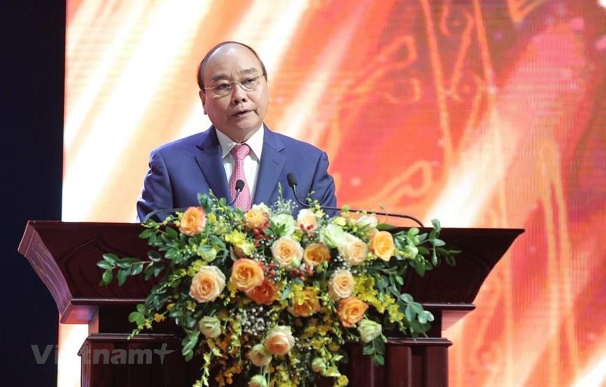 Chủ tịch nước: Cần phát huy, tổ chức tốt hơn nữa Giải Báo chí Quốc gia